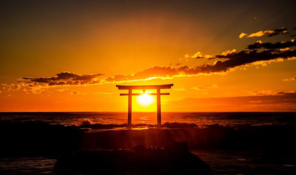 Почему Японию называют страной восходящего солнца?