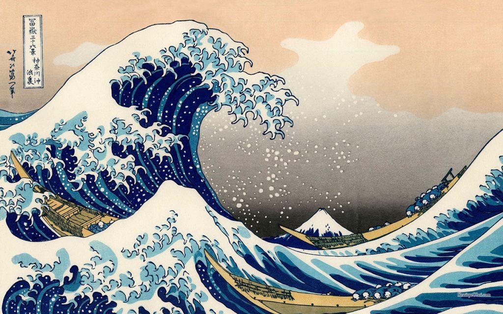 картина волны