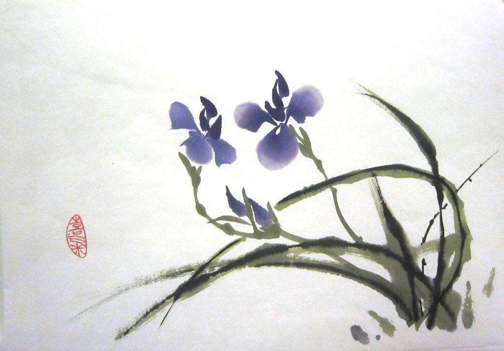 Японская живопись - как важнейшее искусство
