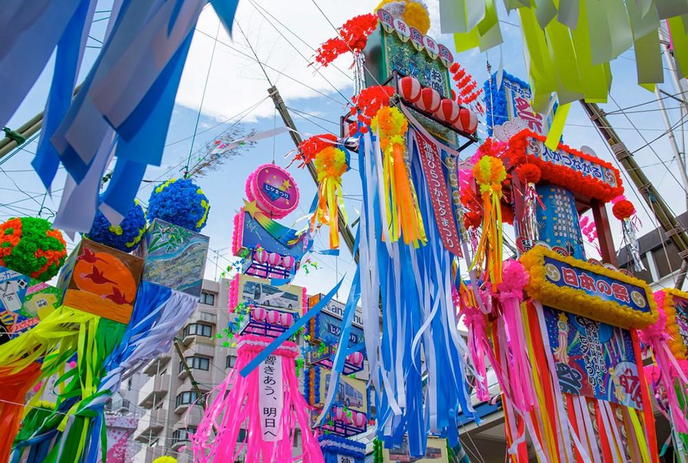 Танабата или звездный фестиваль в Японии