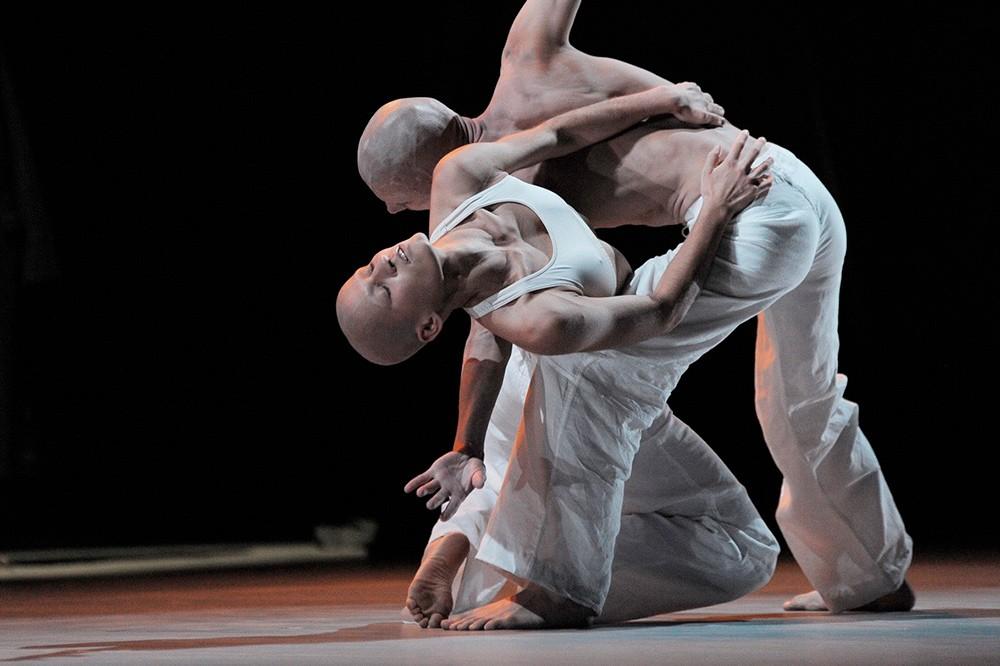 Современная Японская культура – Танец Буто