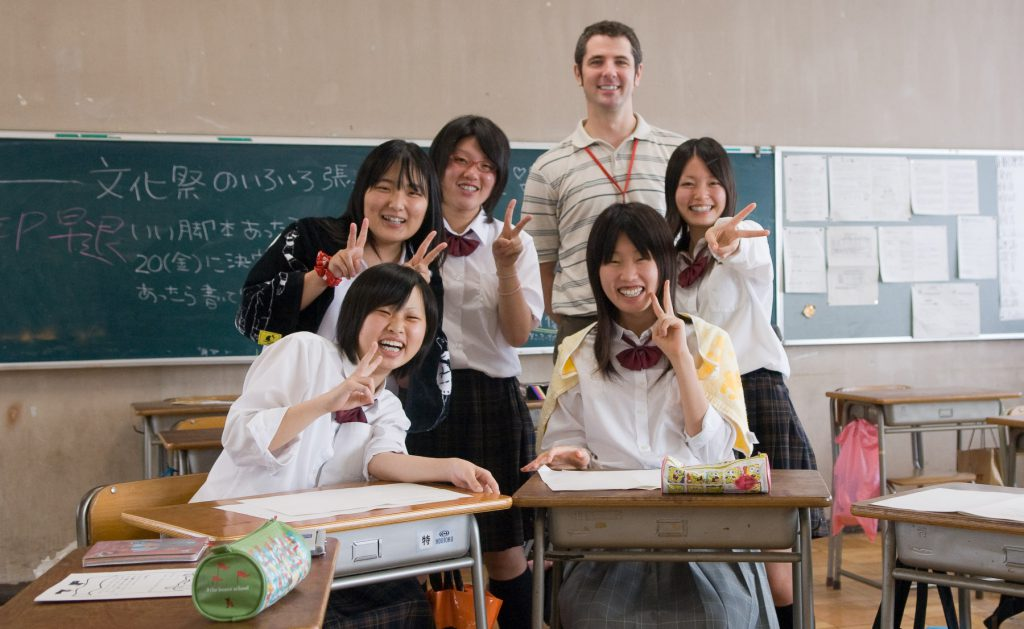 Особенности системы образования Японии, обучение иностранцев