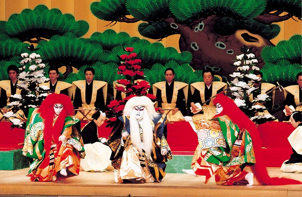 Особенности Японского театра Кабуки