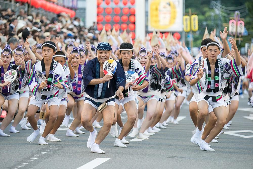 Культура Японских танцев: традиционных и современных