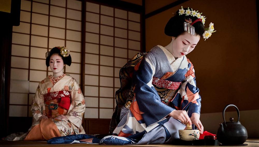 Всё о японской чайной церемонии